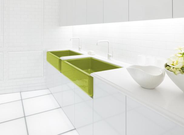 Kitchen sink creating interiors - Jonathan adler sink ...